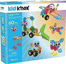 Kid K NEX Jouez de Pals Ensemble de Construction–116pièces–à partir de 3Ans