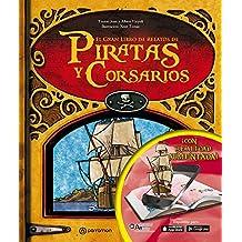 El gran libro de relatos de piratas y corsarios (Más allá ...