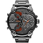 Dz7315 Men'S Watch Fashion Personality Big Dial Trend Watch Stainless Steel With Quartz Watch Business Watch