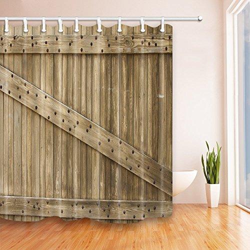 Classic asiatischen Dekor Malerei Bambus Vorhänge Dusche von gohebe Bad Vorhänge 180x180cm