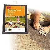 [50101020] Plantex Sandmax Trennvlies für Sandkasten | Größe: 4qm (2x2m) | Garantie: 20 Jahre | reißfest