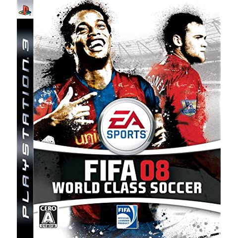 FIFA 08: World Class Soccer (japan import)