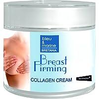 Crema Rassodante Seno al Collagene Marino 200 ml - Effetto Tonificante - Rassoda, tonifica e migliora l'elasticità…
