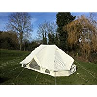 Canvastentshop Meadow tent Bell tent glamping 6 x 4M 30