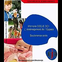 Mémoire EJE DC1 : l' Aménagement de l' Espace- Soutenance orale- Version 1