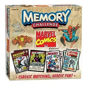 Marvel Comics Memory: Marvel Comics Memory