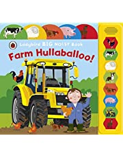 Ladybird Big Noisy Book Farm Hullaballoo
