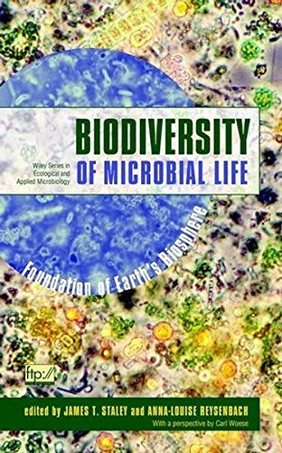 Biodiversity of Microbial Life C: Foundation of Earths Biosphere (Wiley Series in Ecological and Applied Microbiology) by Staley (2001-10-18)