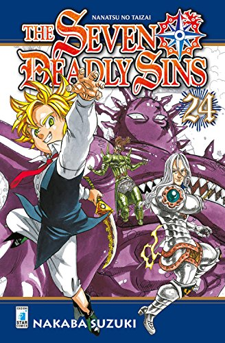 The seven deadly sins: 24
