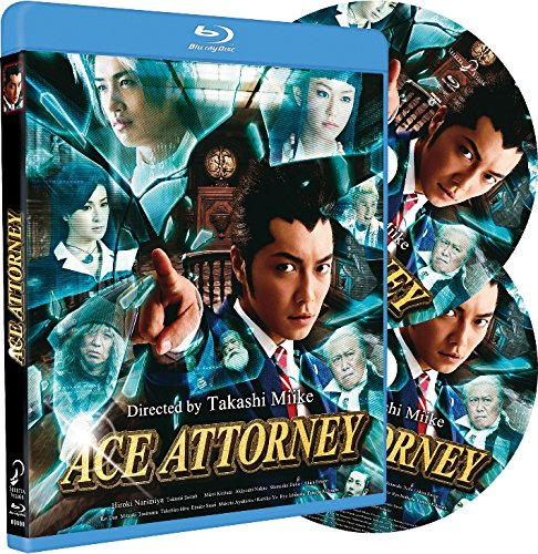 Ace Attorney (Blu-Ray) (Import) (Keine Deutsche Sprache) (2012) Hiroki Narimiya; Takumi Saito; Mirei