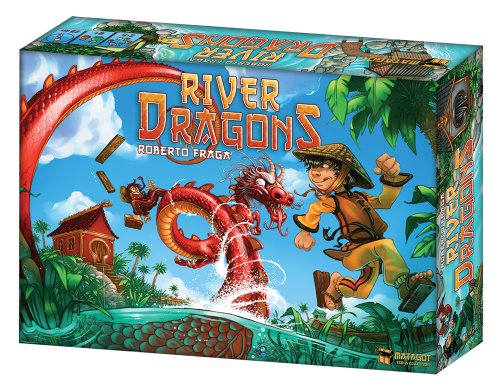 River Dragons (Asmodee – River Dragons (riv01))