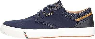 Wrangler Icon Low Uomo Sneaker Navy