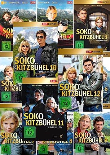 Box 1-12 (24 DVDs)