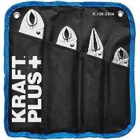 KRAFTPLUS® K.105-2304 Juego de alicates grip / mordazas de presión -