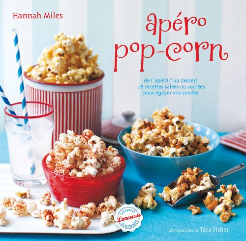 Apéro Pop corn