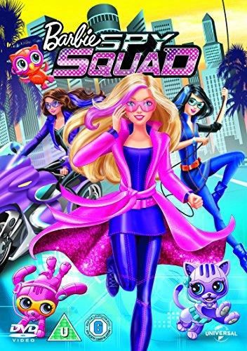 Barbie In Spy Squad [UK Import]