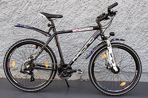 "26\"" Zoll MTB Cross Fahrrad Bike SHIMANO 21 Gang StVZO DISC - RACING Design"