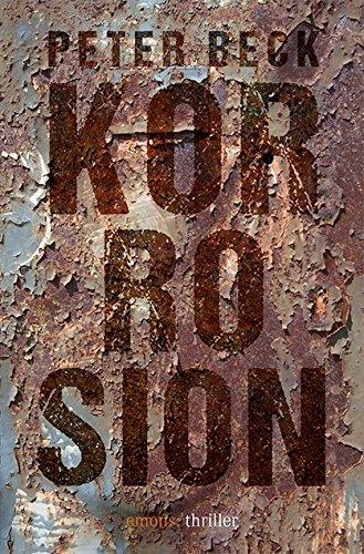 Buchseite und Rezensionen zu 'Korrosion' von Peter Beck