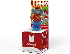 tonies Boxine 11301-1033 Benjamin Blümchen Zoo-Kindergarten, Lernspielzeug