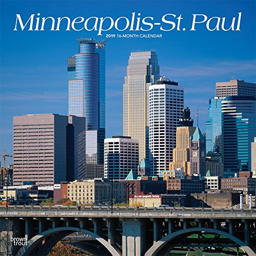 Minneapolis St. Paul 2019 Calendar