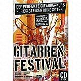 Festival-arrangées pour la guitare-Guitare avec CD [Notes/sheetm usic]