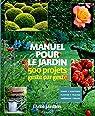 Manuel pour le jardin par Vialard