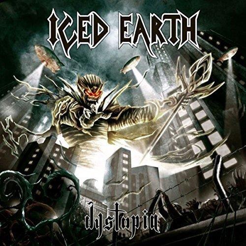 Iced Earth: Dystopia (Audio CD)