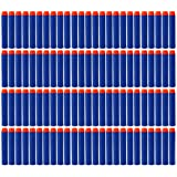 100pcs Foam Darts Nerf Toy Gun Refill Bullet for Kids 7.2cm Darts for N-strike Elite Series