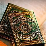 theory11 High Victorian Playing Cards, Pokerkarten, Spielkarten + 3 ''Look & Feel''-Karten