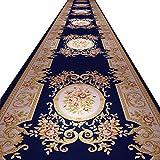 QiangDa Flur Teppich Läufer Langflor Teppiche Lang Veranda Treppe Mischen Rutschfest Waschbar Wasserdurchlässigkeit Nordeuropa Stil, Dicke 6 mm (Farbe : 3#, Größe : 1m x 3m)