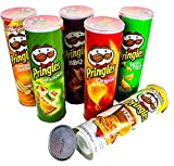 Pringles-Diversion Stash Can Hide-Safe-Vanuables, BI-MAR 44), i sapori degli imballaggi da BI INC.