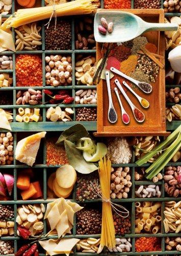 Schmidt Spiele 58141 In cucina- Puzzle da 1.000 pezzi