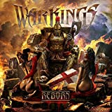 Songtexte von Warkings - Reborn