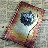 Harry Potter Retro Diario Journal libro agenda Cuaderno Agenda