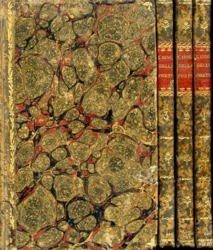 L'isole della fortuna, o sia Viaggi di Miss Jalingh scritti da lei medesima, e pubblicati dall'abate Pietro Chiari