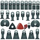 68x topstools unk68sk Mix cuchillas para Bosch, Fein Multimaster, colores, Makita, Milwaukee, Einhell, ergotools, Hitachi, Parkside, Ryobi, multiherramienta Worx, WorkZone Multi herramienta accesorios