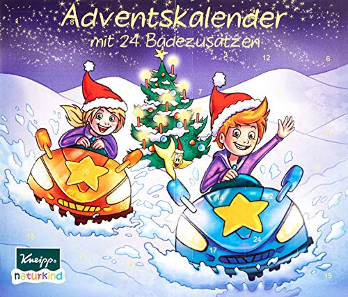 Kneipp Kinder Adventskalender, 1er Pack