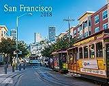 San Francisco 2018 Großformat-Kalender 58 x 45,5 cm - Alena Bozeman