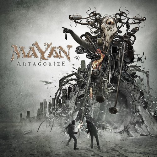 Mayan: Antagonise (Audio CD)