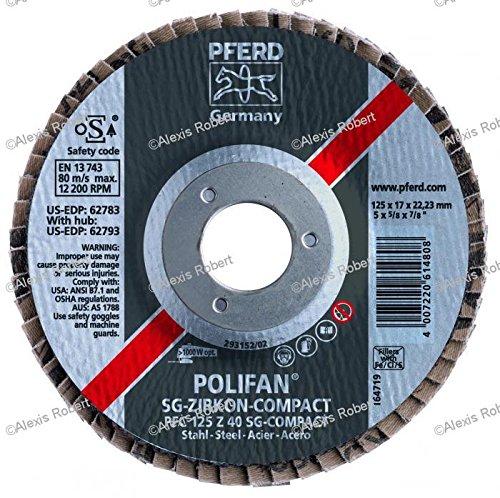 pferd-polifan-pfc-125-z-40-sg-67780125-compact-polissage-disque