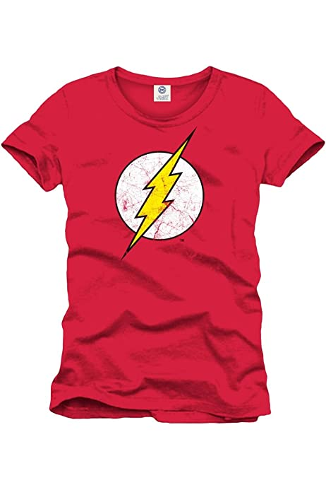 Flash Herren T-Shirt Logo
