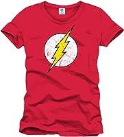 Flash - T-shirt - Imprimé - Col rond - Manches courtes - Homme