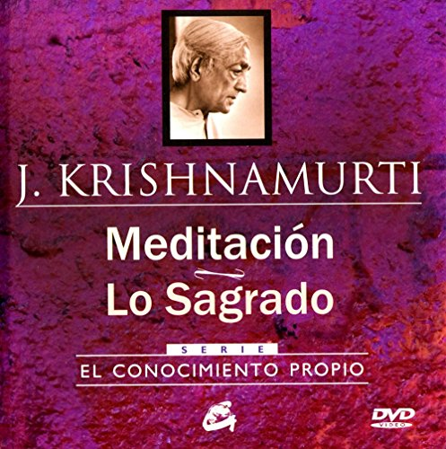 Meditación: Lo Sagrado (Audio-DVD)