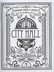 City Hall, le Jeu d'Aventure - Ecran + Livret Scenario