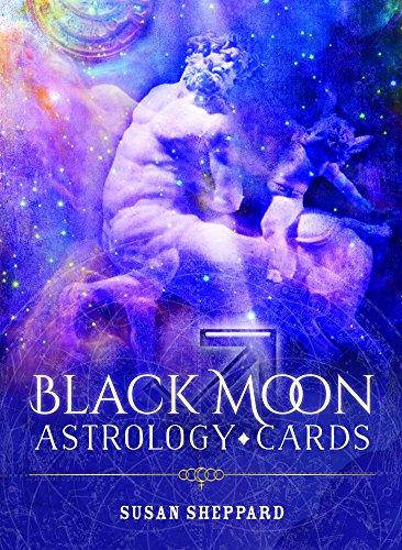 Black Moon Astrology Cards por Susan Sheppard