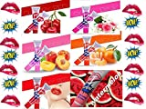 6 Colors Tattoo Magic Color Peel Off Mask Tint Long Lasting Waterproof Lip Gloss