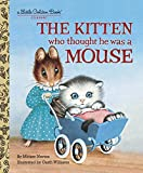 Best Golden Books Book Toddlers - The Kitten Who Thought He Was a Mouse Review