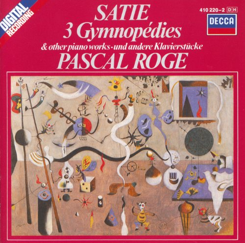 Satie: Gnossiennes - No. 3 - Lent