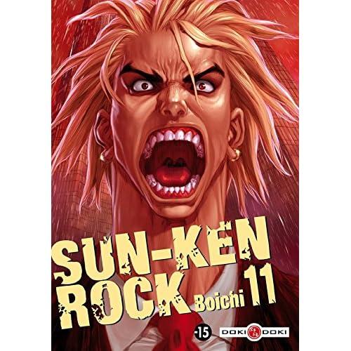 Sun-Ken Rock - volume 11