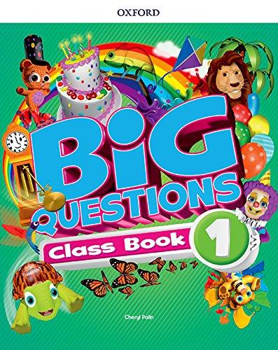 Big questions 1 class book